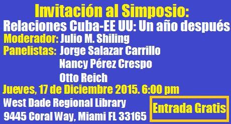 simposio relaciones Cuba EEUU 460 246