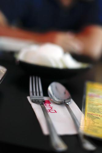 Lunch at Zhu