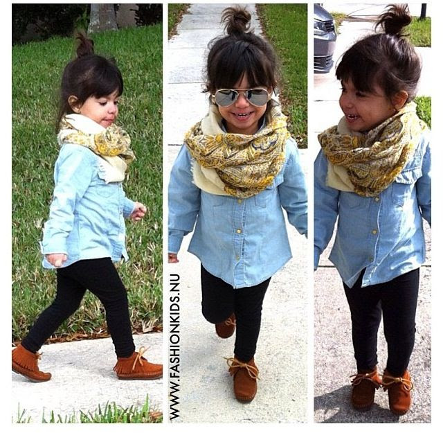 Kid fashion is the best.