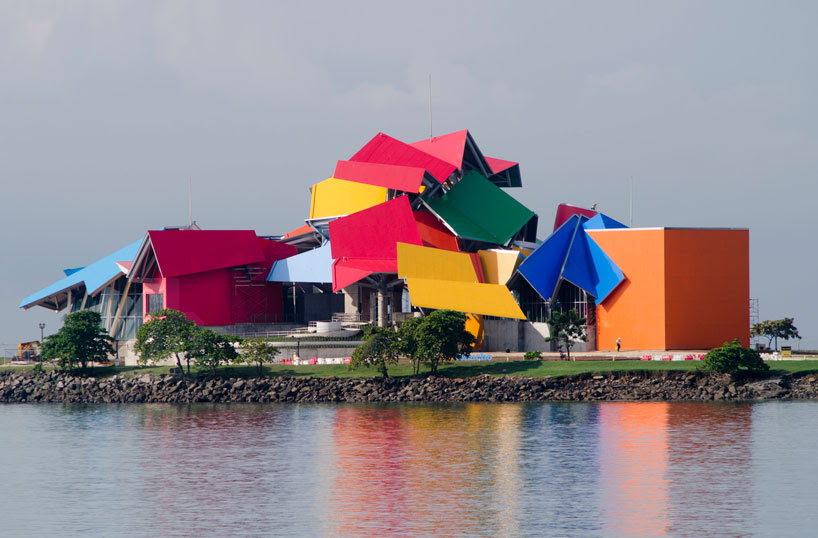 panama biomuseo by frank gehry ready for grand opening