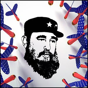 Как ЦРУ пыталось убить Фиделя Кастро