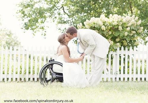 noiva cadeirante (casamento)