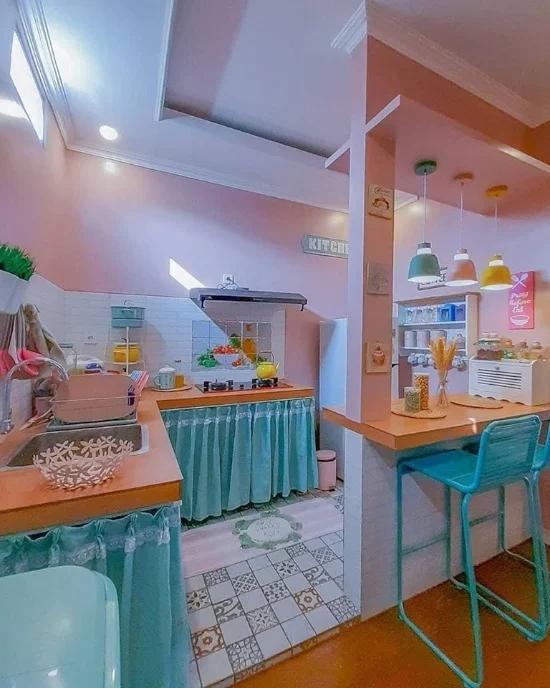 Cari Model Cat Dapur   Ide Rumah Minimalis
