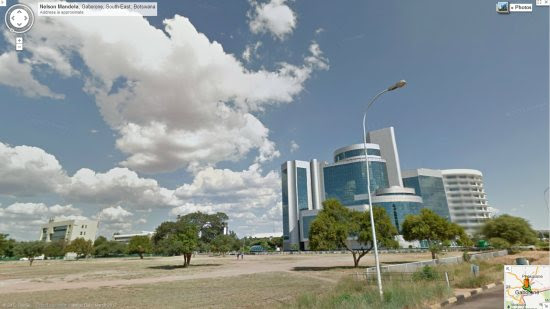 Botswana Not Happy With Google Street View Google Earth Blog