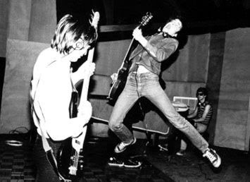 Frank & George Rock Out