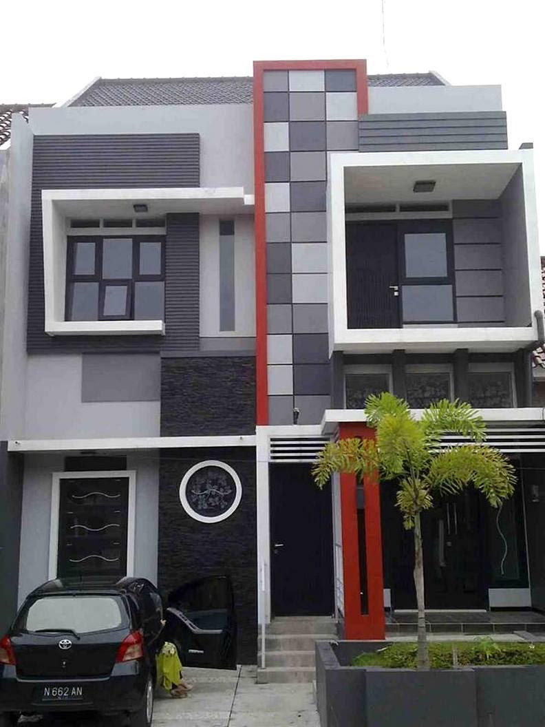 Harga Rumah Minimalis Sederhana Type 36 Lantai 2 Desain Rumah Minimalis