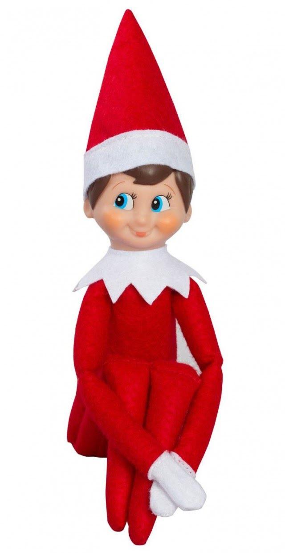 Christmas Elf On The Shelf Clipart Clip Art Library