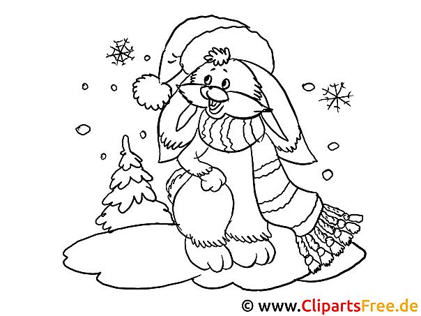 neu malvorlagen winter weihnachten  top kostenlos färbung