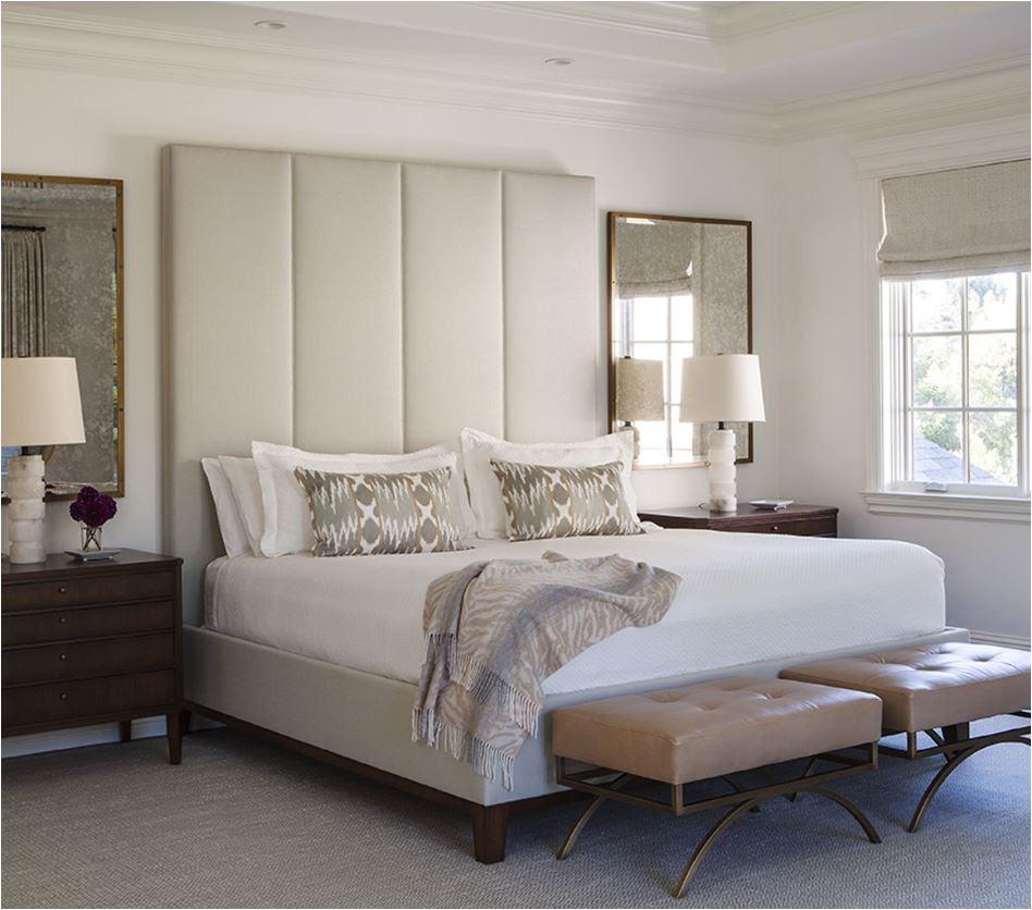layered neutral bedding