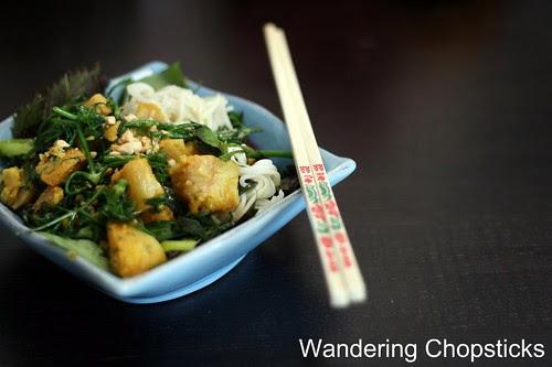Cha Ca Thang Long (Vietnamese Hanoi-style Turmeric Fish with Dill) 12