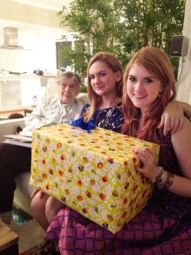 Annie's Birthday