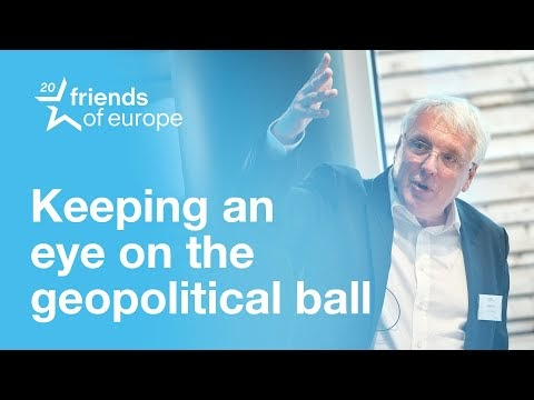 VIDEOWALL: Keeping an Eye on the Geopolitical Ball: Understanding the US and Europe