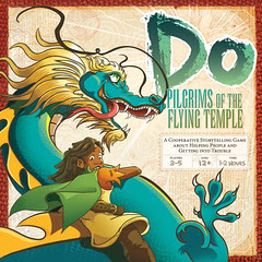 Do: Pilgrims of the Flying Temple by Daniel Solis is a fantasy storytelling game about getting in trouble.