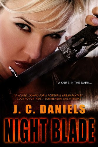 Night Blade (Colbana Files) by J.C. Daniels