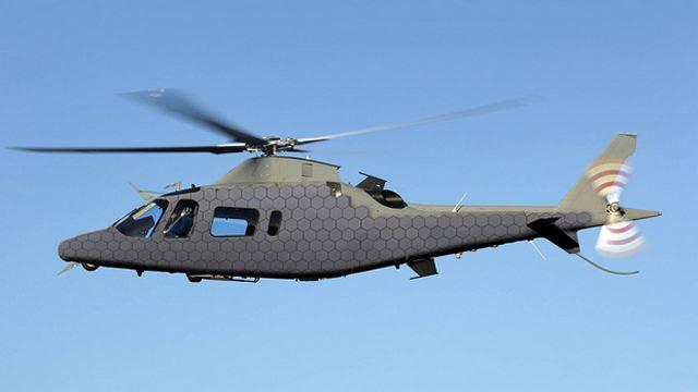 En el futuro, el camuflaje Adaptiv se utilizará en los vehículos marítimos y aéreos, que podrían ayudar a convertir un helicóptero en una nube o un buque de guerra en una ola.