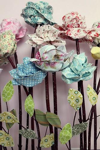 Feliz Quinta Flower Craft! by Menina Prendada -
