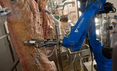 Automatización del control de la calidad dentro de las industrias cárnicas