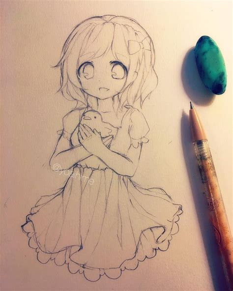 nice pencil drawing animemanga drawings anime art