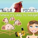 This Lil Piglet Reviews and Giveaways fanatic, DIY junkie; Social Media and Brand Specialist
