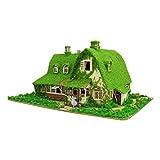 1/150 スタジオジブリシリーズ 魔女の宅急便 キキとジジの家 (オキノ邸) MK07-22 ペーパークラフト