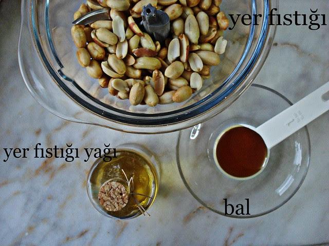 homemade & handmade peanut butter (crunchy)