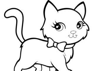 coloring pages  cute cats  getcoloringscom