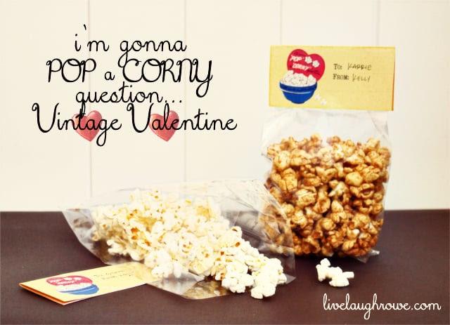 Vintage Inspired Valentine