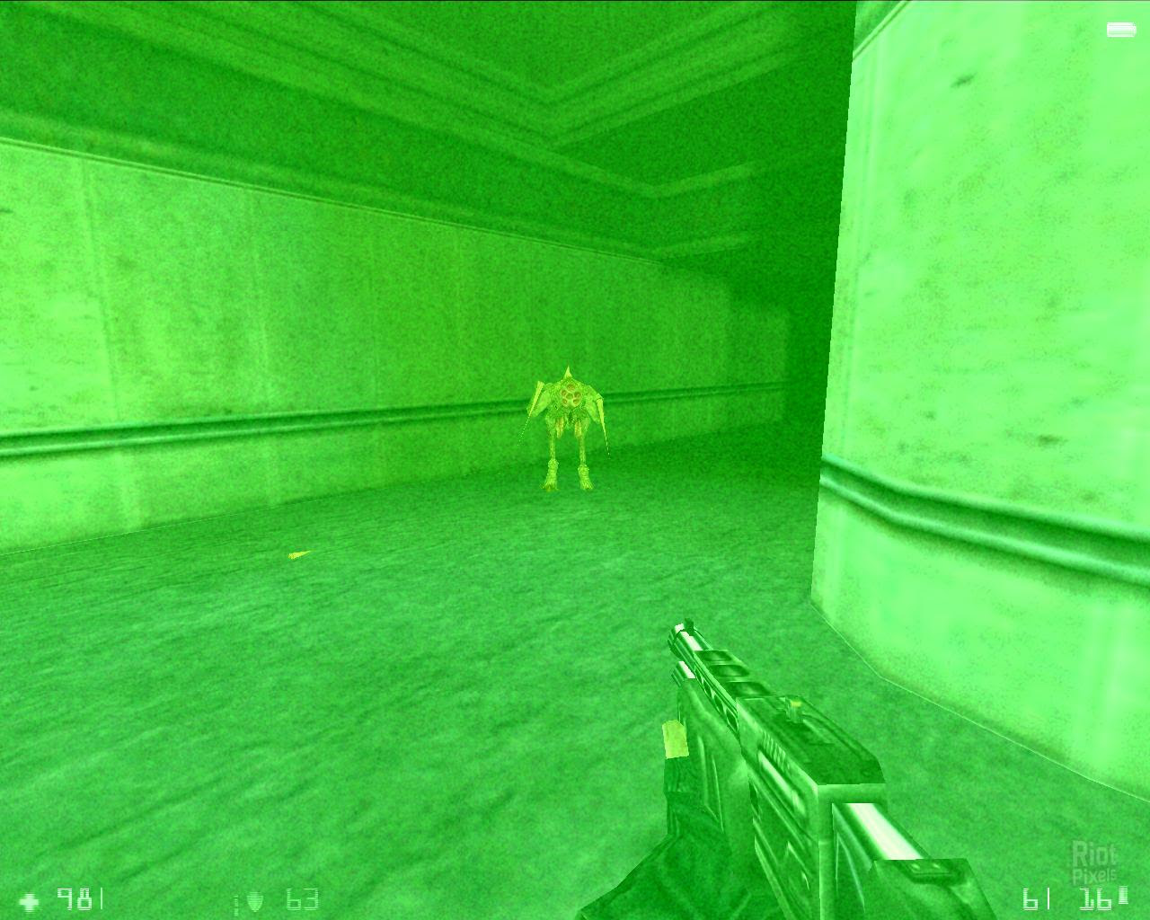 Half Life Opposing Force Game Screenshots At Riot Pixels Images