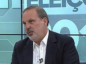 Armando Monteiro, candidato do PTB ao governo de Pernambuco (Foto: Reprodução / G1)