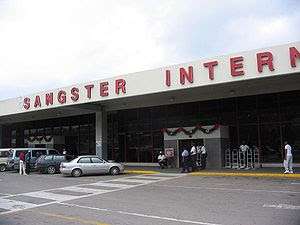 Sangster International Airport is an internati...