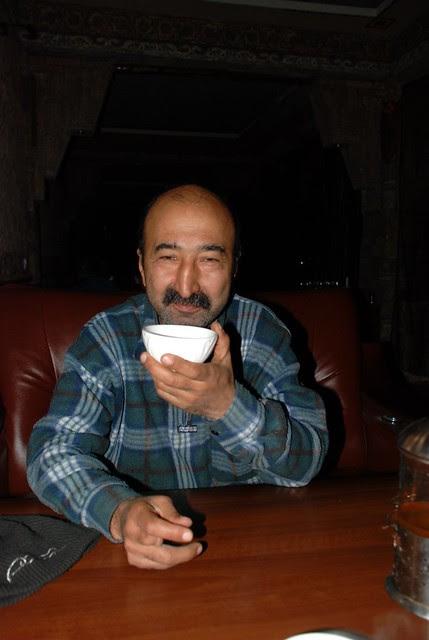 an Artist from Samarkand