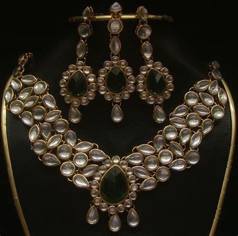 Indian wholesale Kundan jewelry   Export Kundan Jewelry