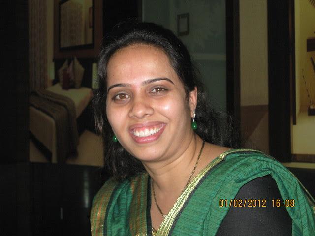 Supriya Shinde, Manager, Darode-Jog Properties' Shriniwas Westside-County at Pimple Gurav, Pune 411 027