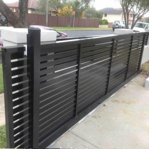 Stainless Steel Sliding Gate Ss Sliding Gate Latest Price