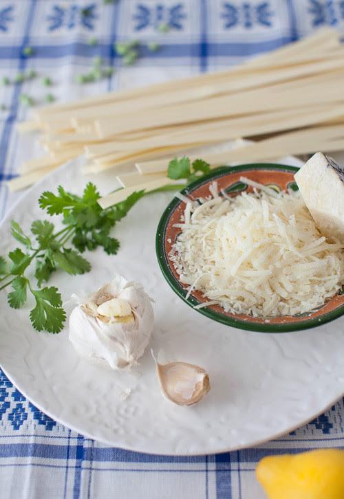 Pasta with Shrimp 3