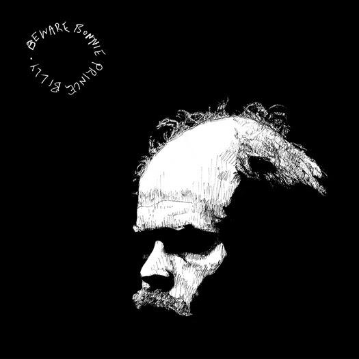 Bonnie Prince Billy - Beware album cover art