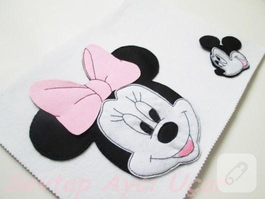 Minnie Mouse Amerikan Servis 10marifetorg