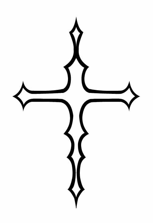 Cross Drawings Free Download Best Cross Drawings On Clipartmagcom