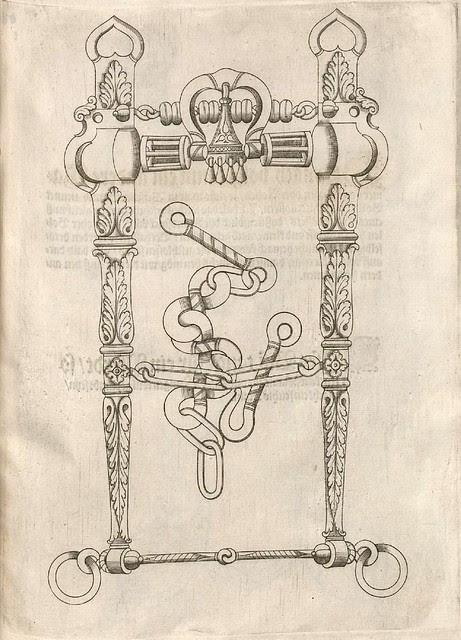 Pferdegebisse by Mang Seuter, 1614 (14)