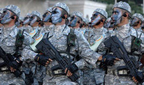 Азербайджанская армия наращивает мускулы