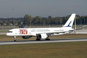 TACV Boeing 757