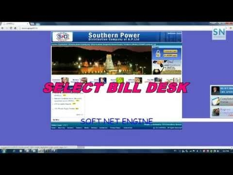 How To Pay Electricity Bill Online In Andhra Pradesh