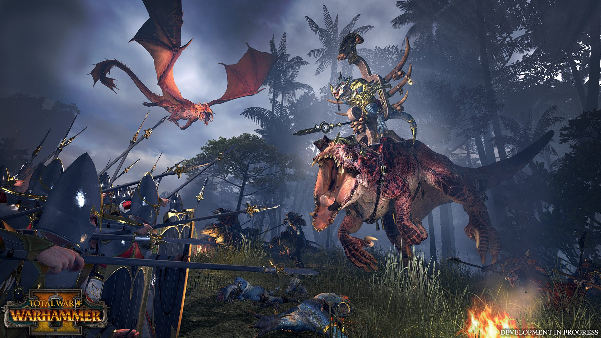 It's still crazy to think that Total War: Warhammer II is nearly here screenshot