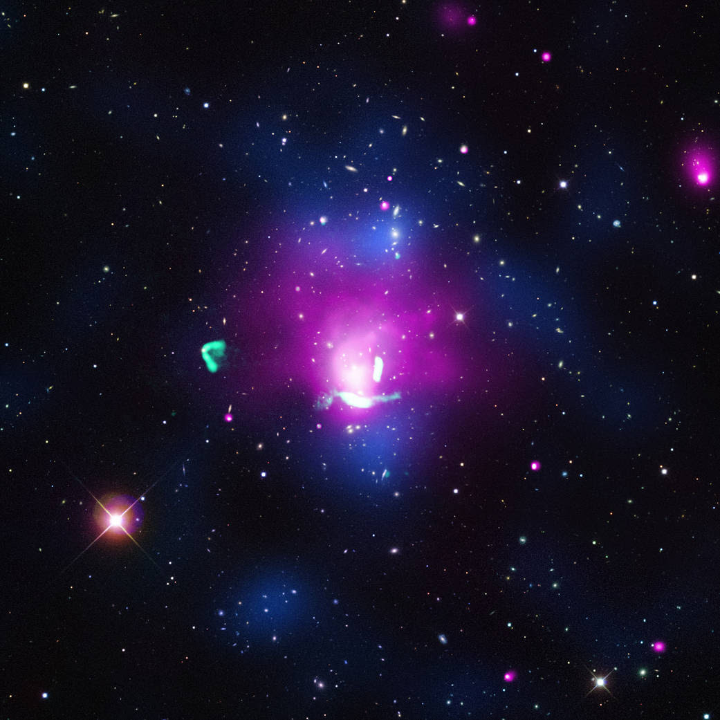 Abell 1033 galaxy cluster