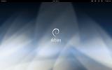 DebianArt/Themes/LightSpotsOnBlueIce