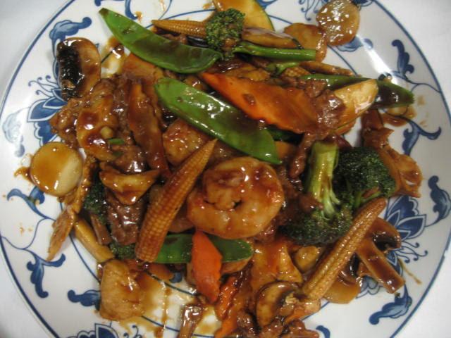 China Dynasty >> Lunch Menu