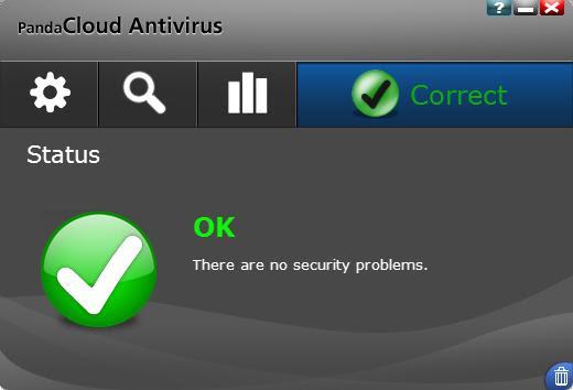 Panda Cloud Antivirus