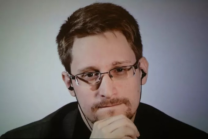 Edward Snowden 'Not at All Disappointed' to Be Left Off Donald Trump's Pardon List