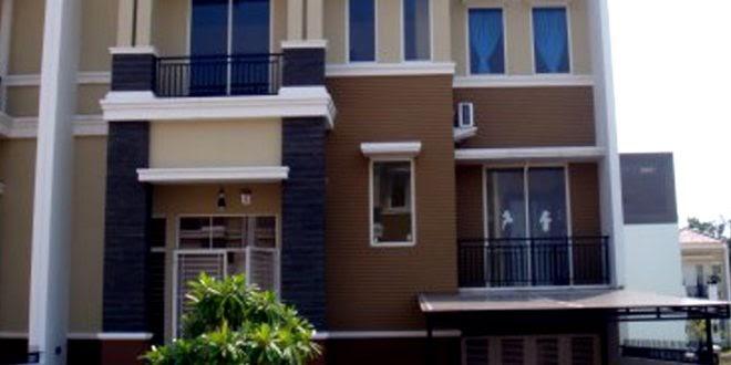 Warna Rumah Coklat Muda Situs Properti Indonesia