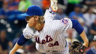 Syndergaard brilló y los Mets blanquearon a San Diego